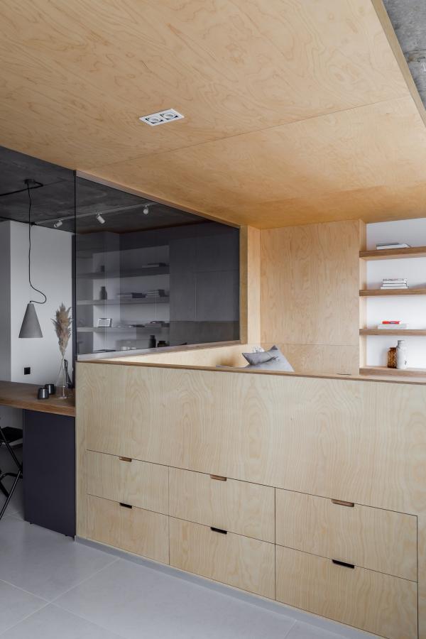 Квартира для врача MAKEDESIGN / Предоставлено пресс-службой BIF
