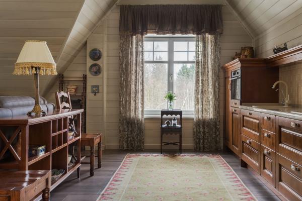Гостевой дом в стиле Тюдор ItalProject / Предоставлено пресс-службой BIF