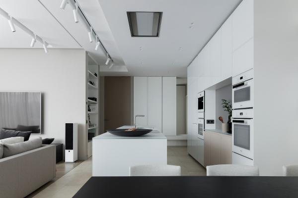 Квартира, утопающая в зелени парка Match Architects / Предоставлено пресс-службой BIF