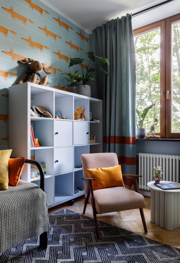 Квартира на Октябрьском поле NUMI design / Предоставлено пресс-службой BIF