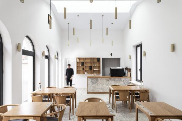 Кафе-трапезная Antipa Стройпроект / Предоставлено пресс-службой BIF