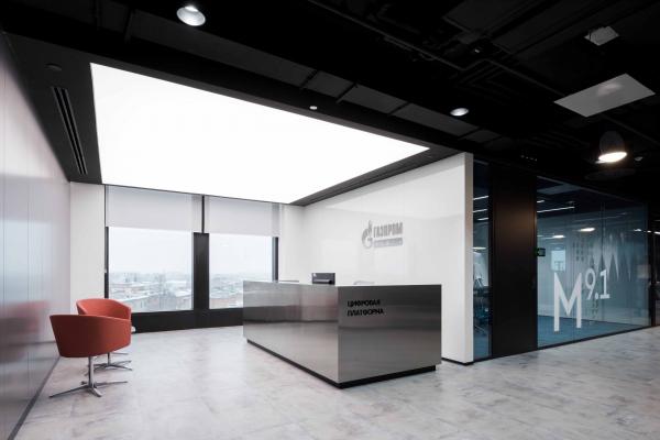 Газпром Нефть. Цифровая платформа T T Architects / Предоставлено пресс-службой BIF