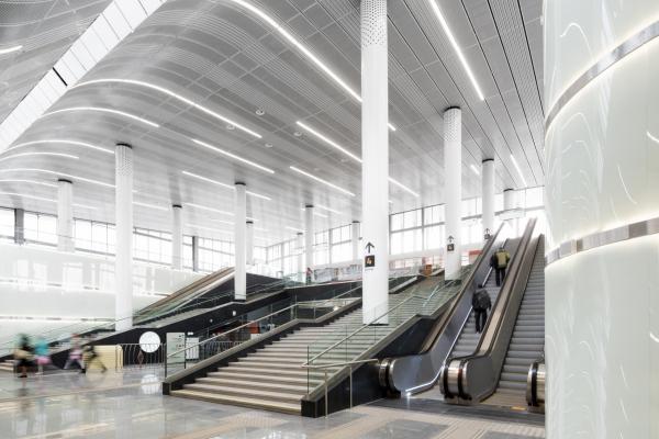 Станция Нижегородская, ТПУ Рязанская Фотография предоставлена SEVALCON
