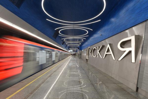 Станция «Окская» Фотография предоставлена SEVALCON