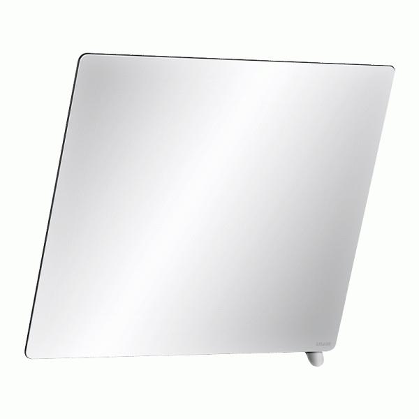 Наклонное туалетное зеркало с ручкой.  Арт. 510202S Delabie