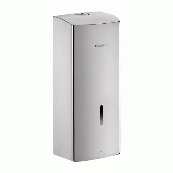 Настенный сенсорный диспенсер для жидкого мыла, 1 л.  Арт. 512066S Delabie