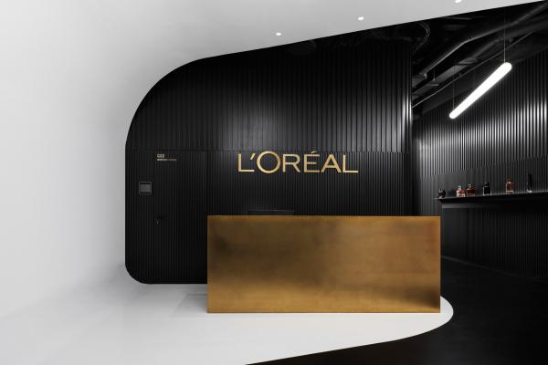 Офис L'Oréal в Москве © IND architects