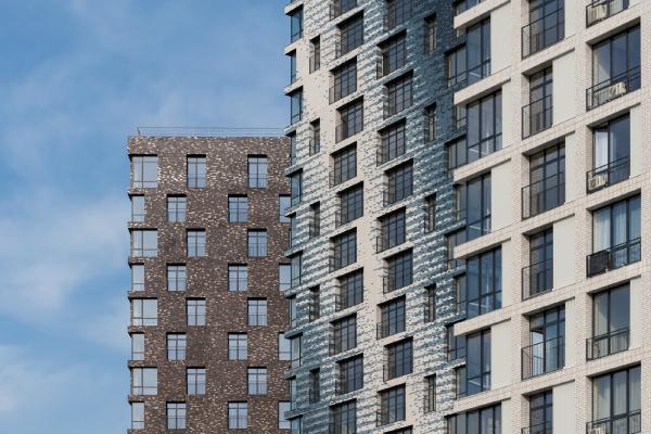 ЖК «Life-Кутузовский» Фотография © Ярослав Лукьянченко / предоставлена ADM architects