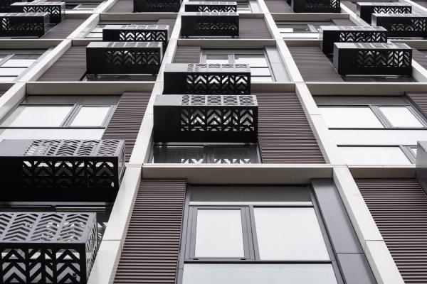 STORY apartment complex Copyright: Photograph © Ilia Ivanov