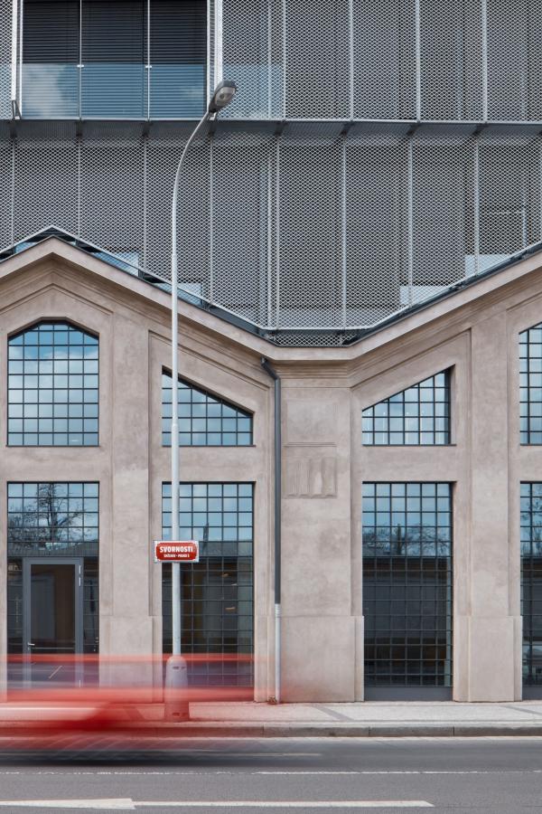 Офисный комплекс Five Фото © BoysPlayNice