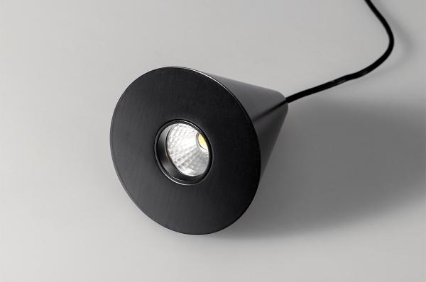 Светильник CONE из серии ELEMENTA Фотография предоставлена Arlight