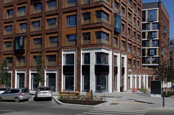 Жилой комплекс «Форум Сити»  Предоставлено Sevalcon