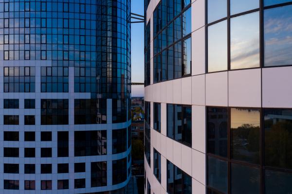 Жилой комплекс «Республика» в Ижевске Фотография предоставлена SEVALCON