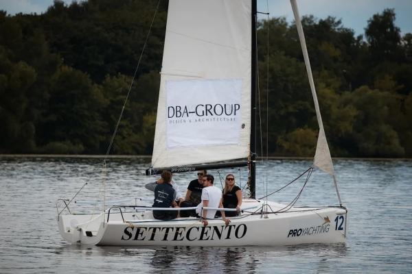 Яхта DBA-group © Lucido