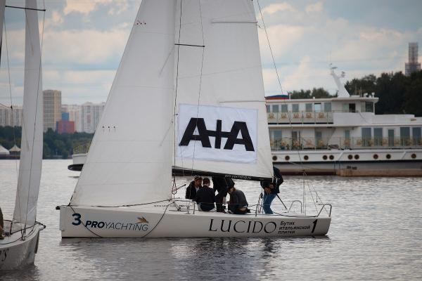 Яхта А+А © Lucido