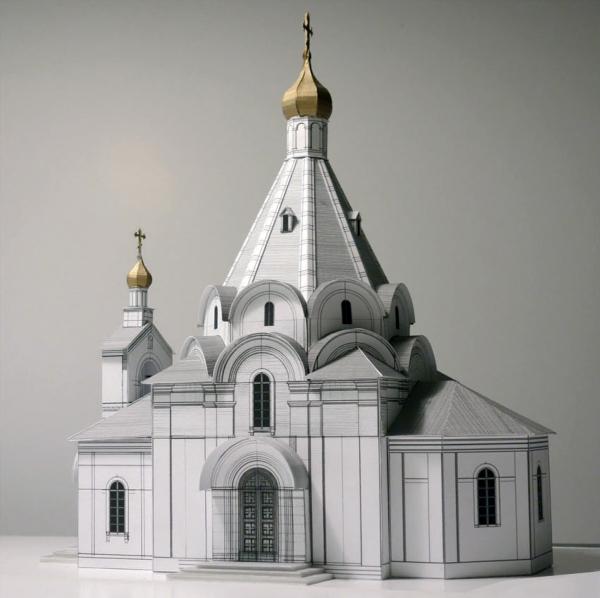 Church of the Beheading of John the Baptist at the Novodevichy Convent Copyright: © Utkin Studio