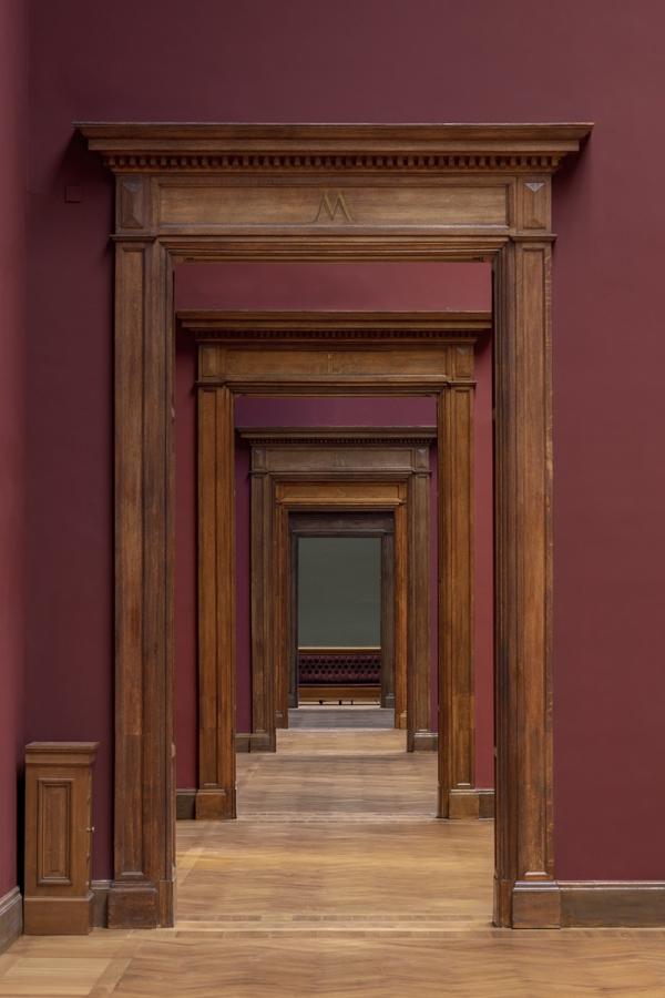 Королевский музей изящных искусств в Антверпене – реконструкция Фото © Sebastian van Damme