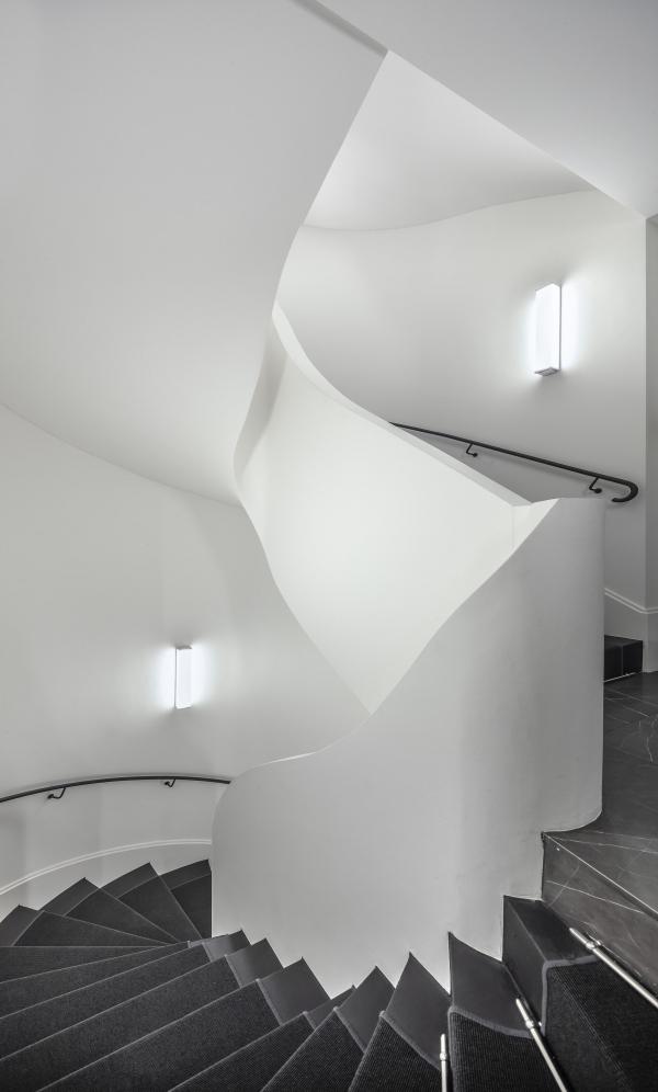 Greifweg 14–16. Dusseldorf, Oberkassel © Sebastian Treese Architekten