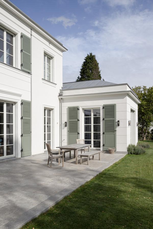 Residence in Koenigstein. Koenigstein im Taunus © Sebastian Treese Architekten