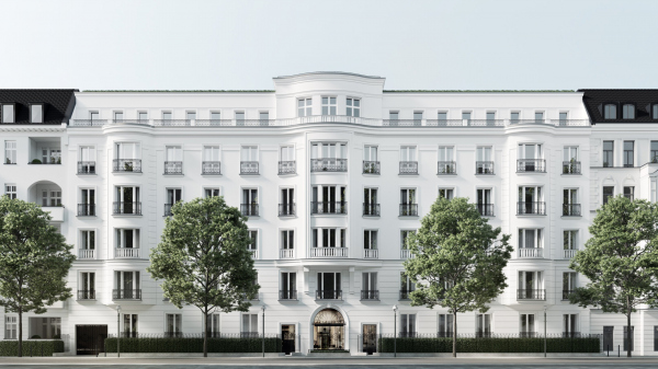 Eisenzahnstrasse 1. Berlin, Charlottenburg © Sebastian Treese Architekten