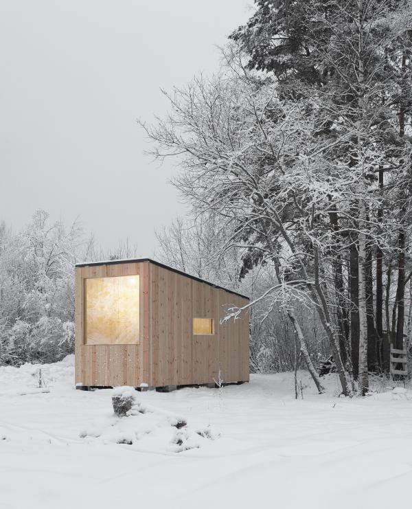 The Cabin © Delo Design