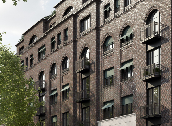 Emser Strasse 36–38. Berlin, Wilmersdorf © Sebastian Treese Architekten