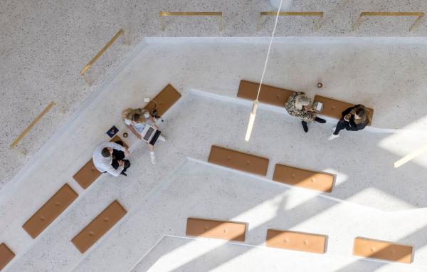 Штаб-квартира Carlsberg Group Фото © Adam Mørk