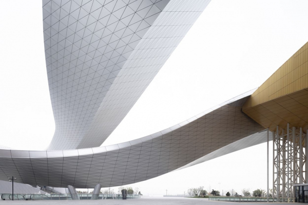 Культурный центр Сучжоу © 2Portzamparc