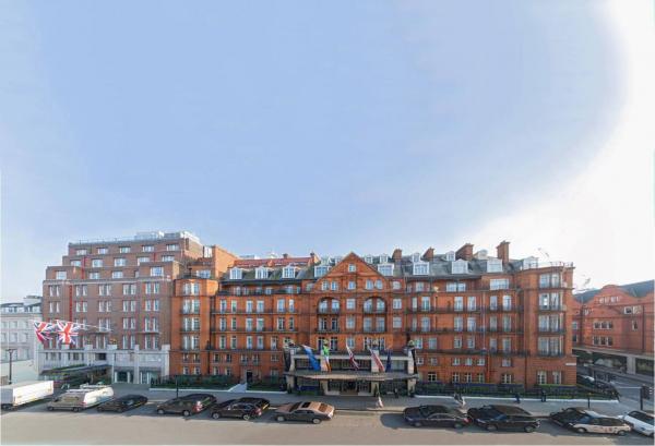 Отель Claridge′s © Arup, AECOM