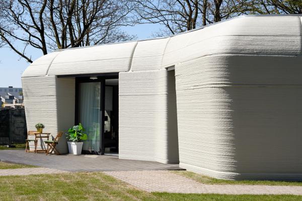 Дом в Эйндховене Фото © Bart van Overbeeke. Предоставлено Houben / Van Mierlo Architecten