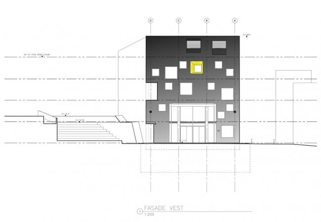 Школа коммуникаций Westerdals © KJARK