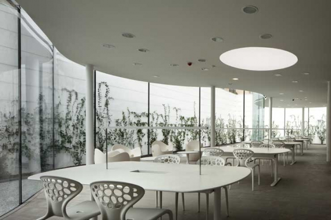 Библиотека MABIC. Фото © Alessandra Chemollo