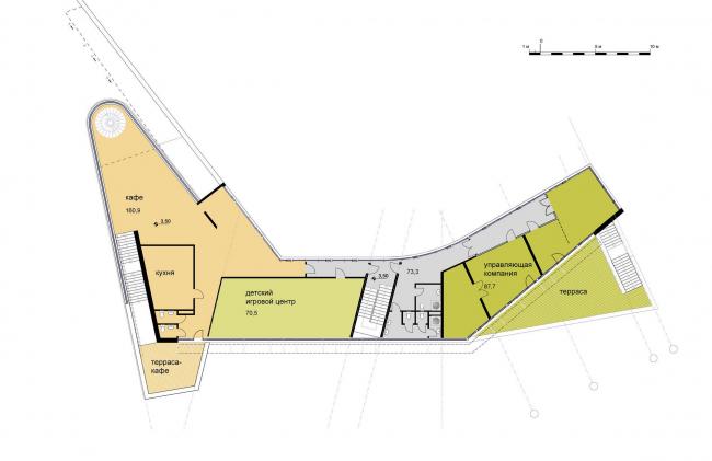 Коттеджный поселок «Старочеркасская ривьера» © Архитектурное бюро Асадова