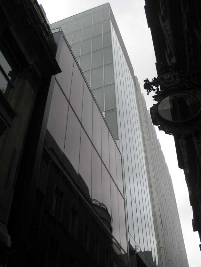 Штаб-квартира N M Rothschild & Sons - Нью-Корт © Adrian Welch