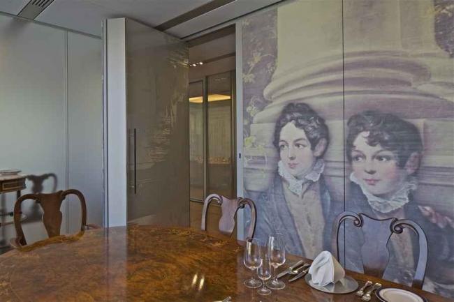 Штаб-квартира N M Rothschild & Sons - Нью-Корт © OMA, Philippe Ruault