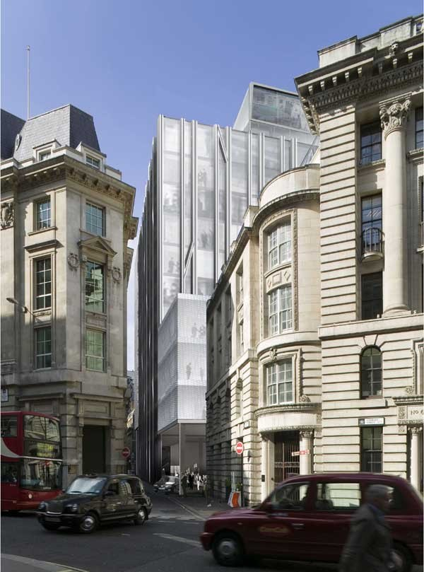 Штаб-квартира N M Rothschild & Sons - Нью-Корт © OMA
