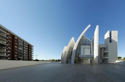 Церковь Дио Падре Мизерикордиозо © Liao Yusheng