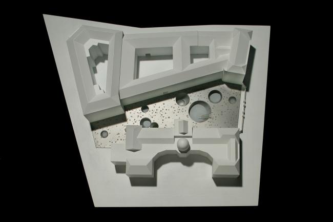 Музей Иоаннеум - реконструкция двора © Nieto Sobejano Arquitectos, eep architekten