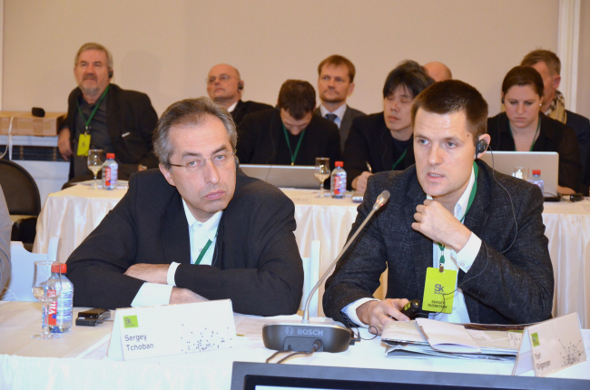 Сергей Чобан и Сергей Кузнецов