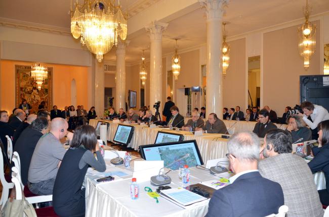 Заседание Градостроительного Совета «Сколково», 2 декабря 2011 г.