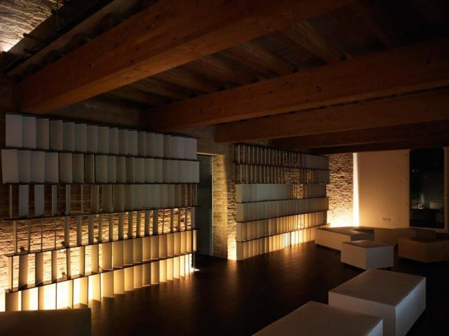 Архивный центр Casalgrande Old House © Marco Introini