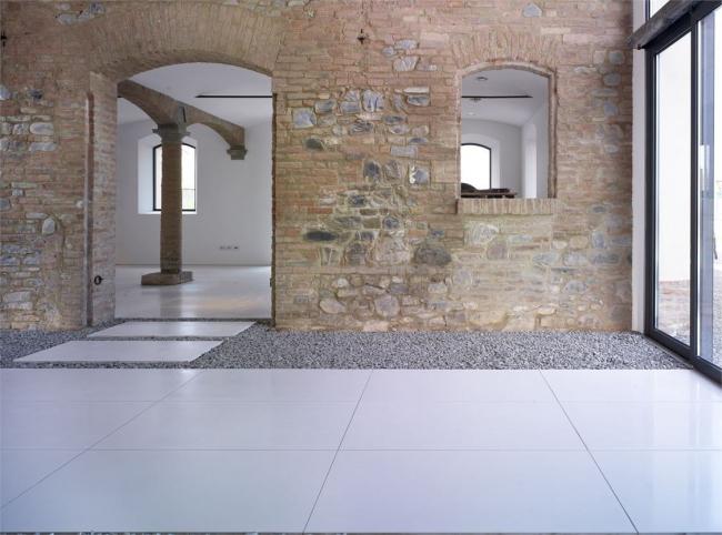 Архивный центр Casalgrande Old House © Casalgrande Padana