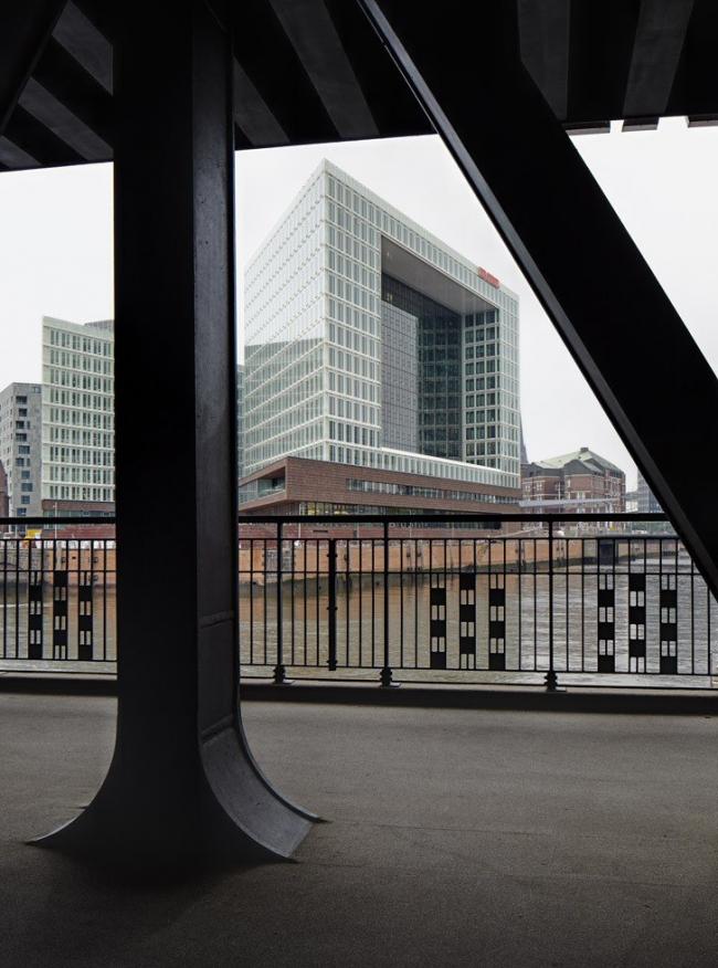 Штаб-квартира издательства Spiegel. Фото: Noshe / Der Spiegel
