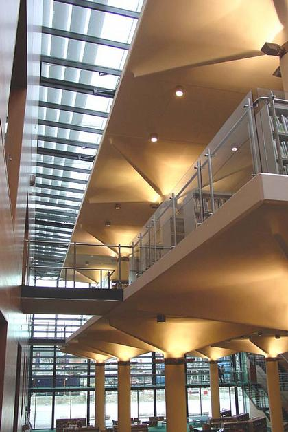 Библиотека Джубили в Брайтоне
