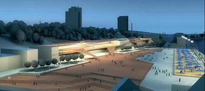 «BOF Architekten». Конкурсный проект. Золотая медаль за архитектуру