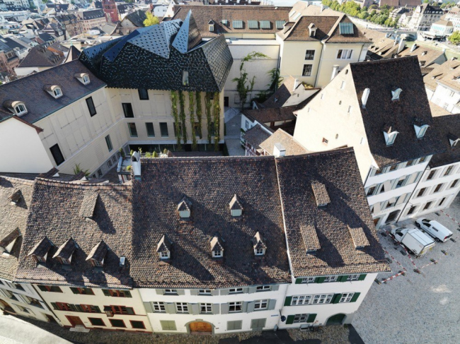 Базельский музей культур. Фото: Museum der Kulturen Basel