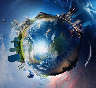 Символическое изображение «Города 2.0» с сайта tedprize.org