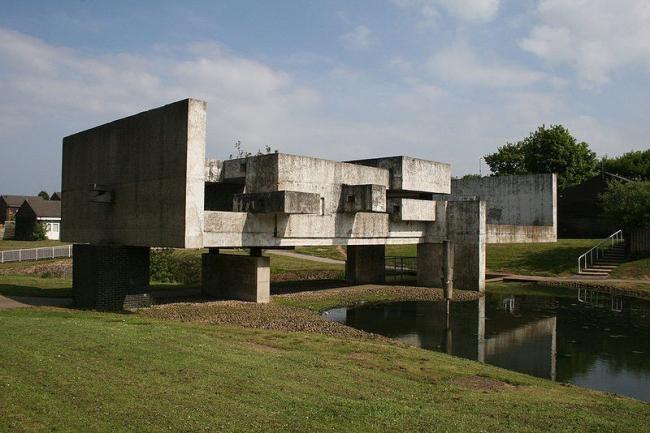 «Павильон Аполлона» в Петерли, Великобритания. 1969. Фото Wikimedia Commons