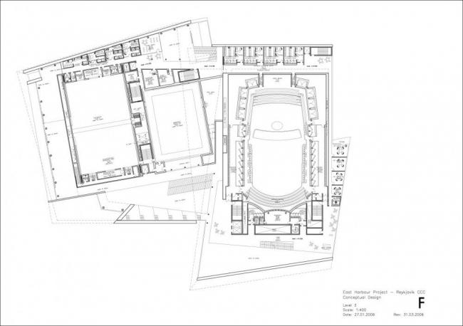 Конгресс-центр и концертный зал Harpa © Henning Larsen Architects