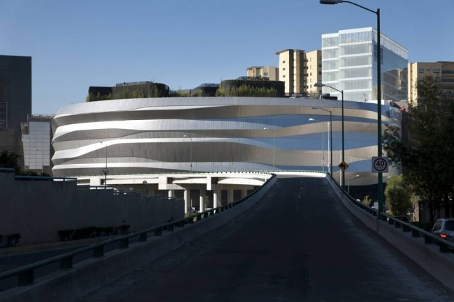 Универмаг Liverpool © Rojkind Arquitectos
